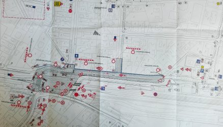 Gödöllő Város Önkormányzata Figyelem! Megváltozik a közlekedési rend a vasútállomásnál!