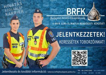 Gödöllő Város Önkormányzata Rendőrségi toborzó