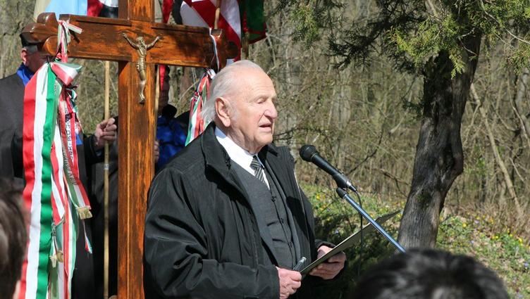 Elhunyt dr. Fábri Mihály