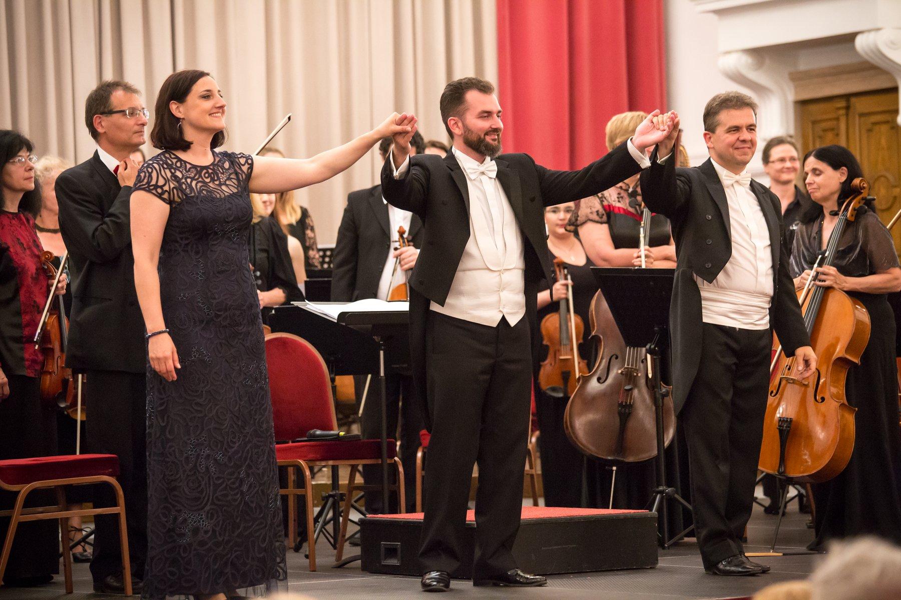 A Gödöllői Szimfonikus Zenekar koncertje