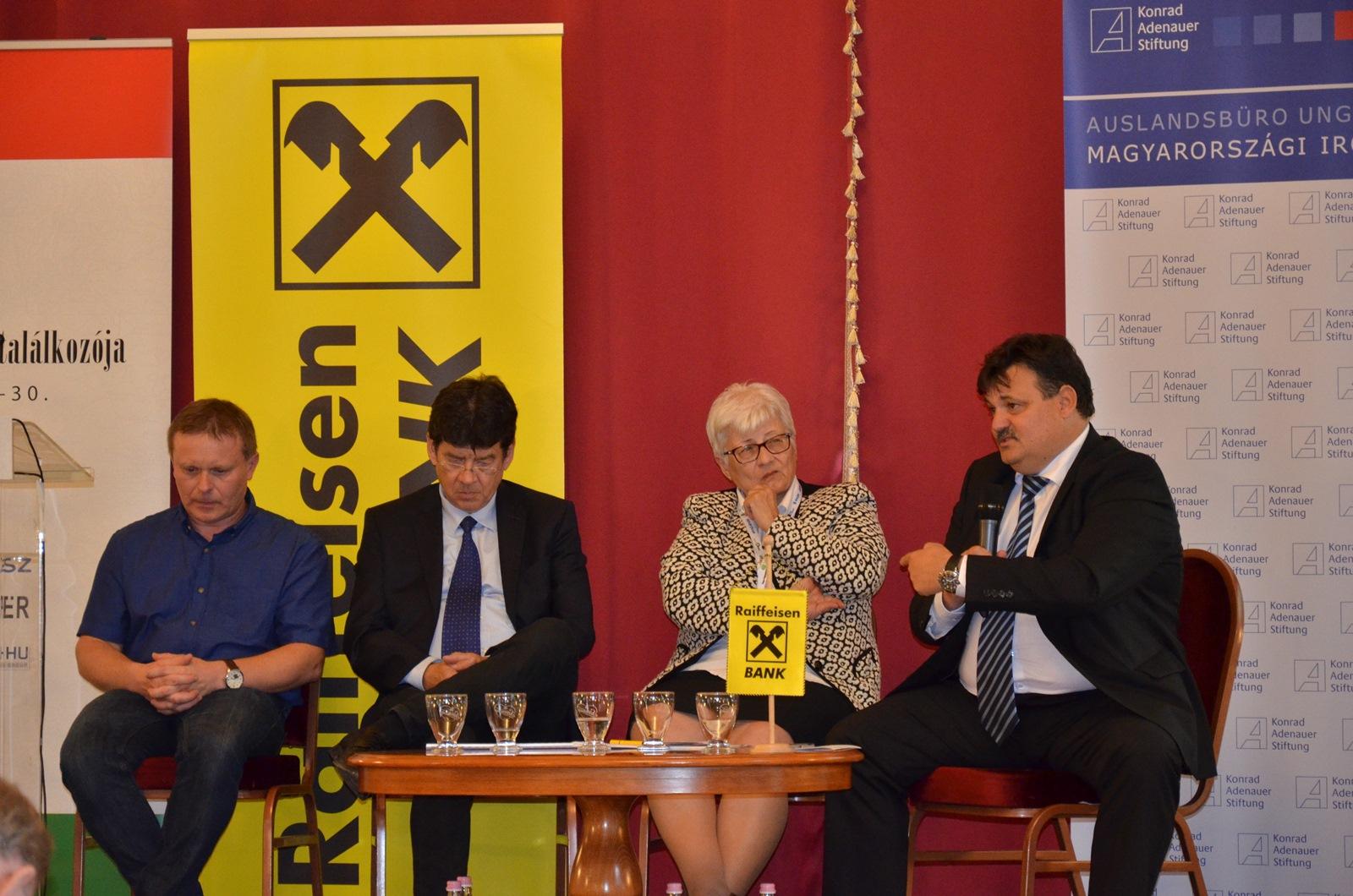 Magyar Polgármesterek  XII. Világtalálkozója: településüzemeltetési szekció