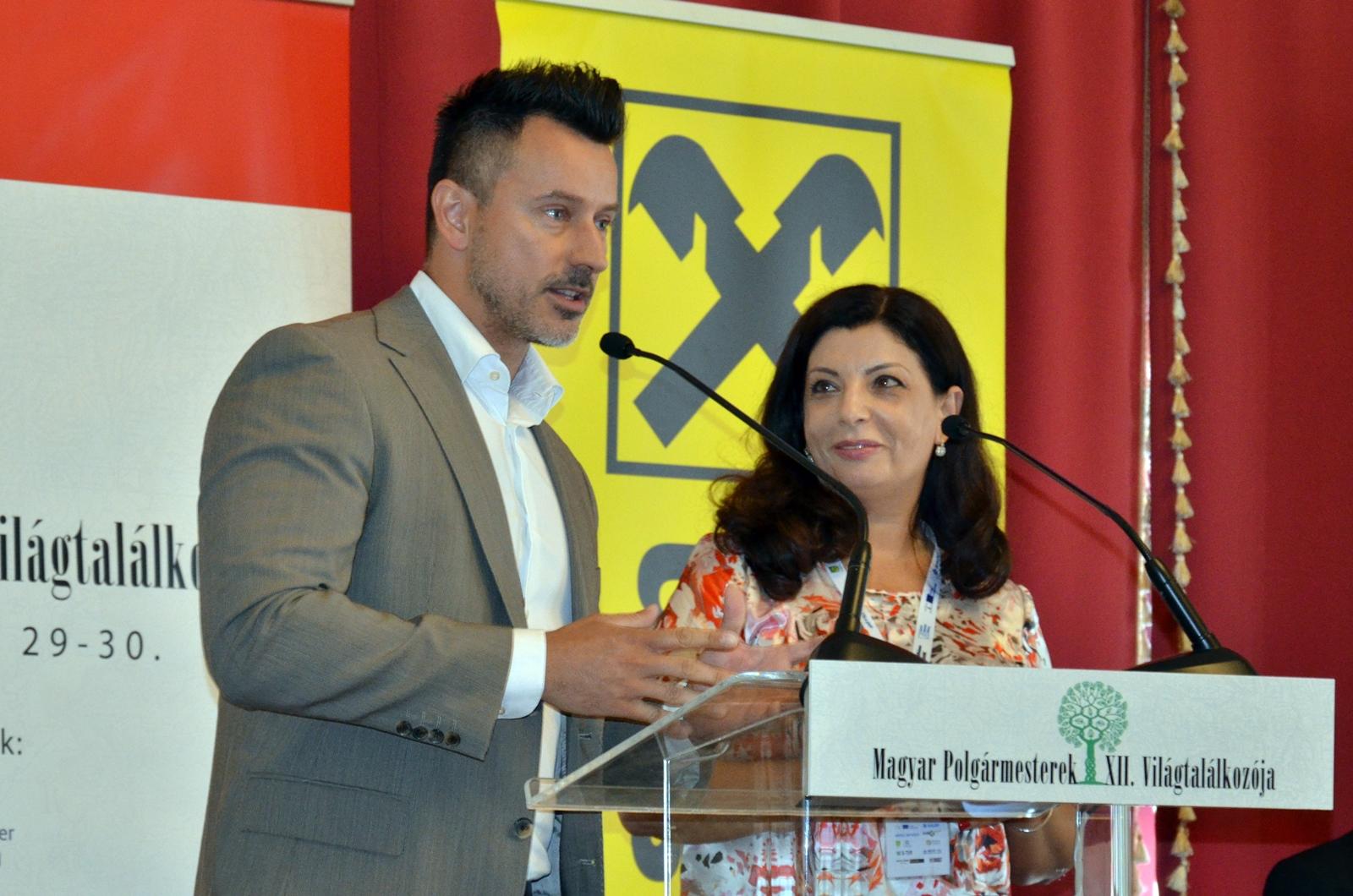 Magyar Polgármesterek XII. Világtalálkozója: A polgárok többsége szereti tudni, mi miért történik