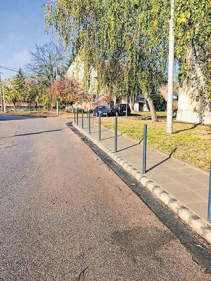 Befejeződött a járdajavítás a Kazinczy lakótelepen