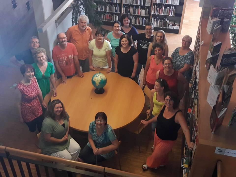 Könyvtári Minőségi Díjas a városi könyvtár