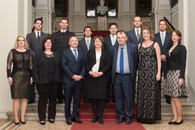 Junior Prima díjas két gödöllői premontreis öregdiák