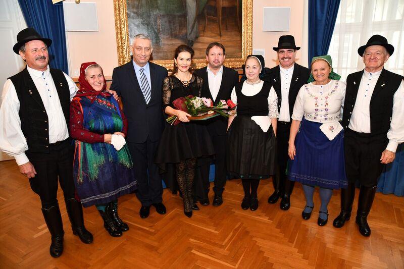 Tóth Judit Pest megye kitüntetettje