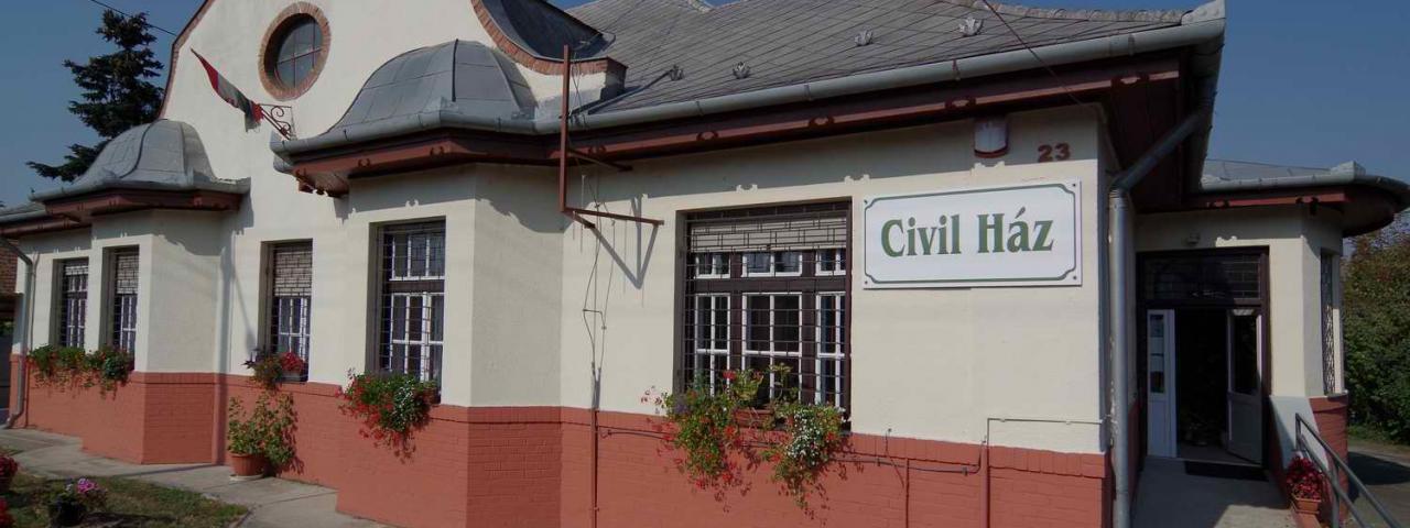 Változnak a Civil Ház használatának szabályai