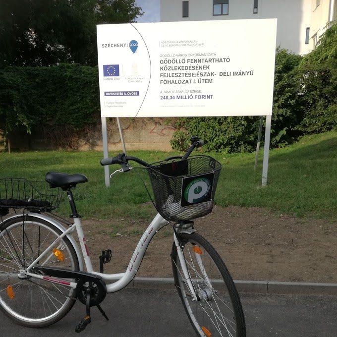 Lezárult az uniós forrásból finanszírozott kerékpárút-építés