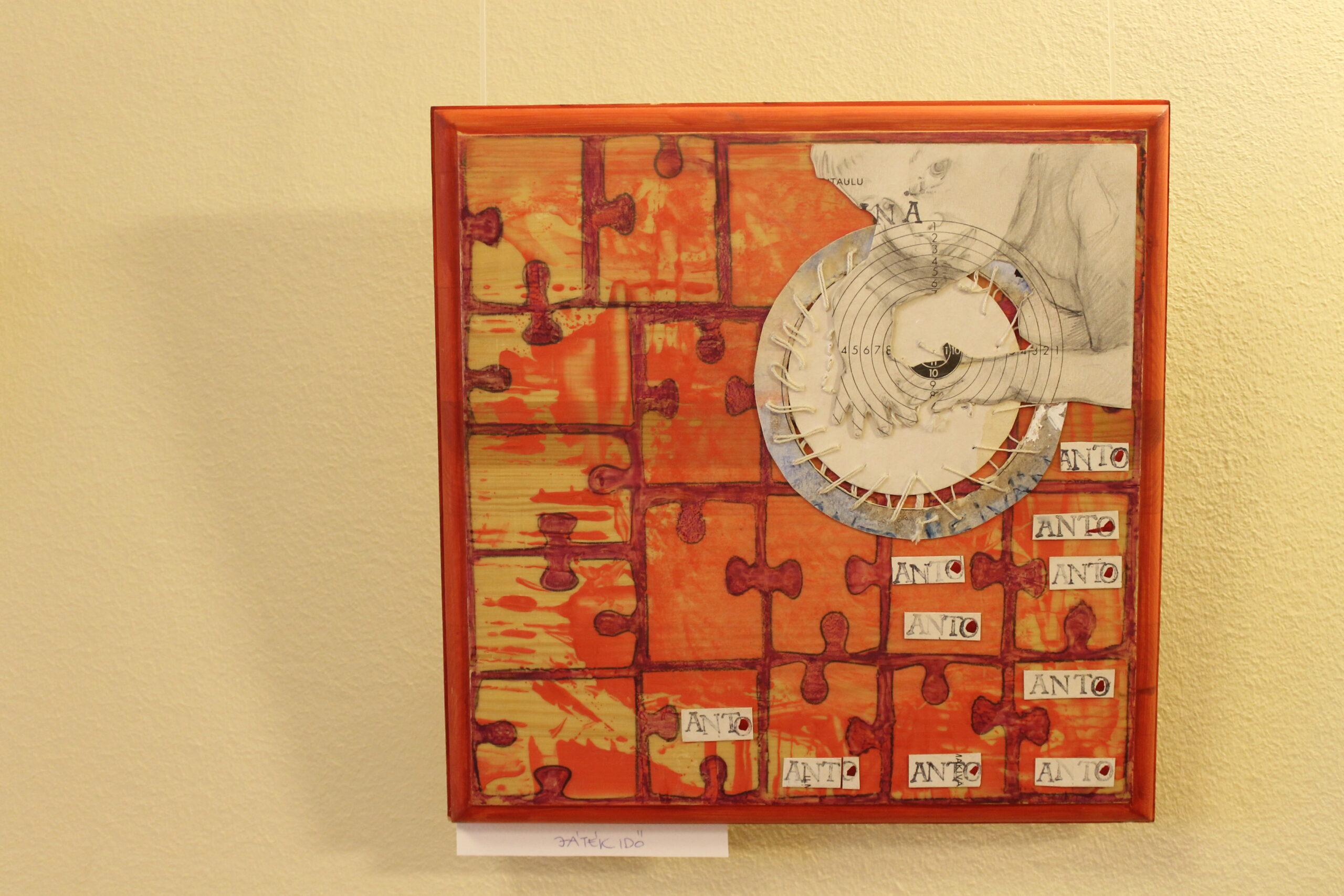 Új kiállítás nyílt az Erzsébet Szállodában