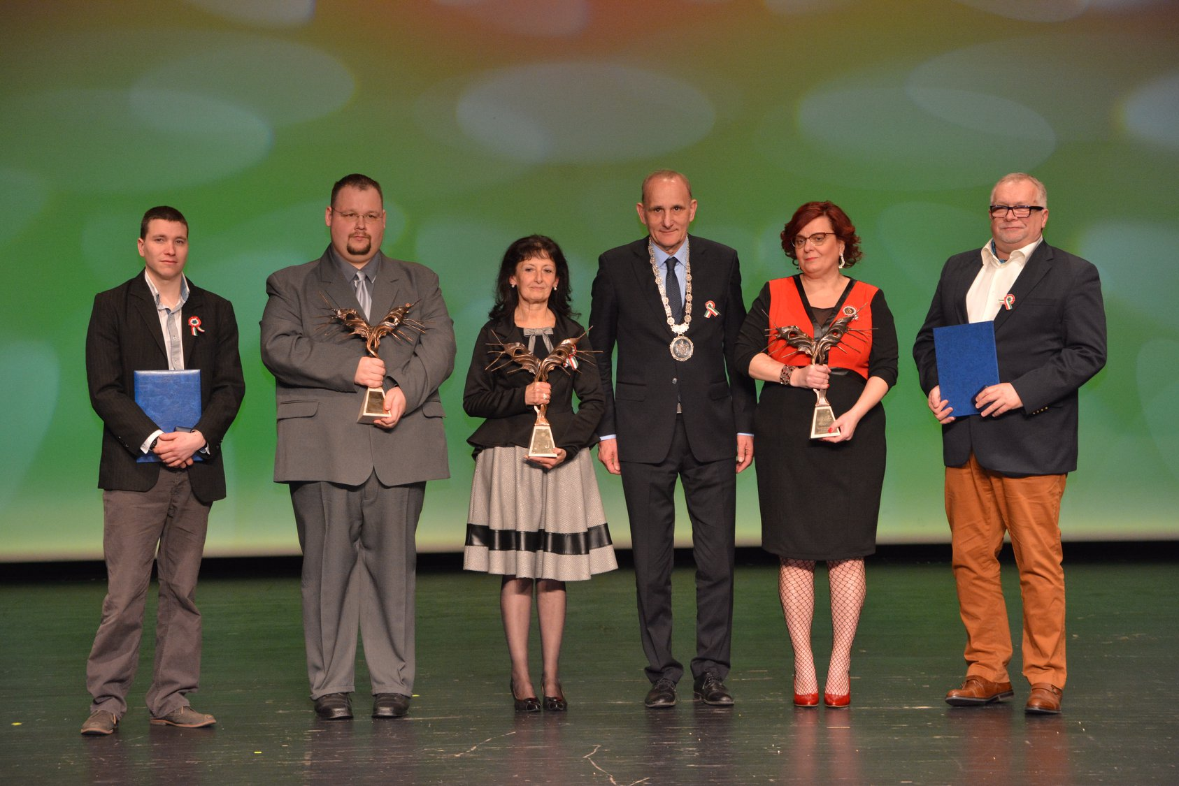 Átadták a Gödöllő Városért kitüntetéseket