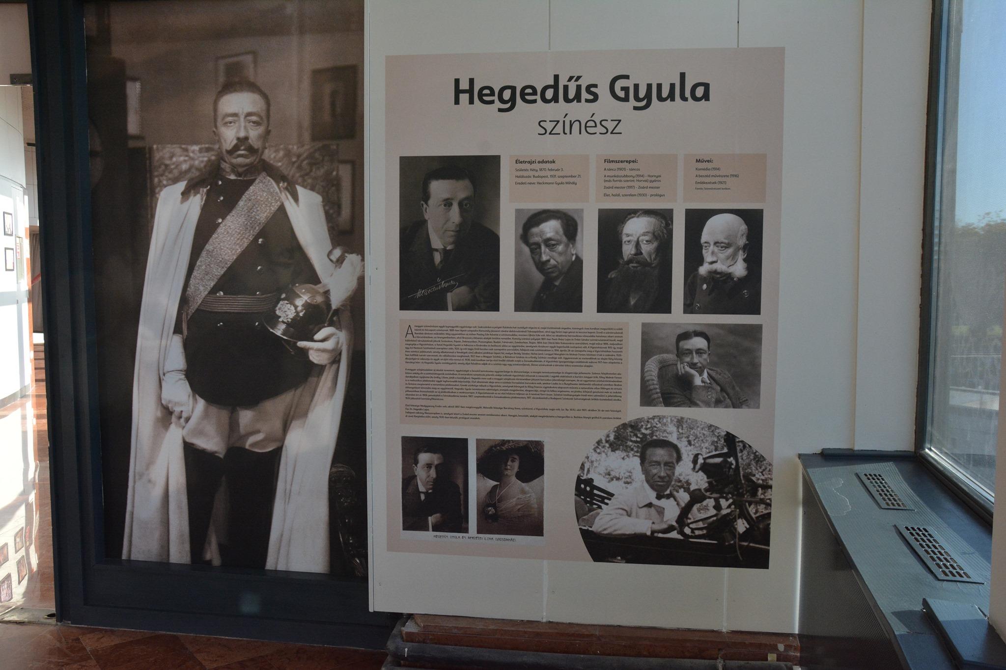 Hegedűs Gyula megérkezett Gödöllőre