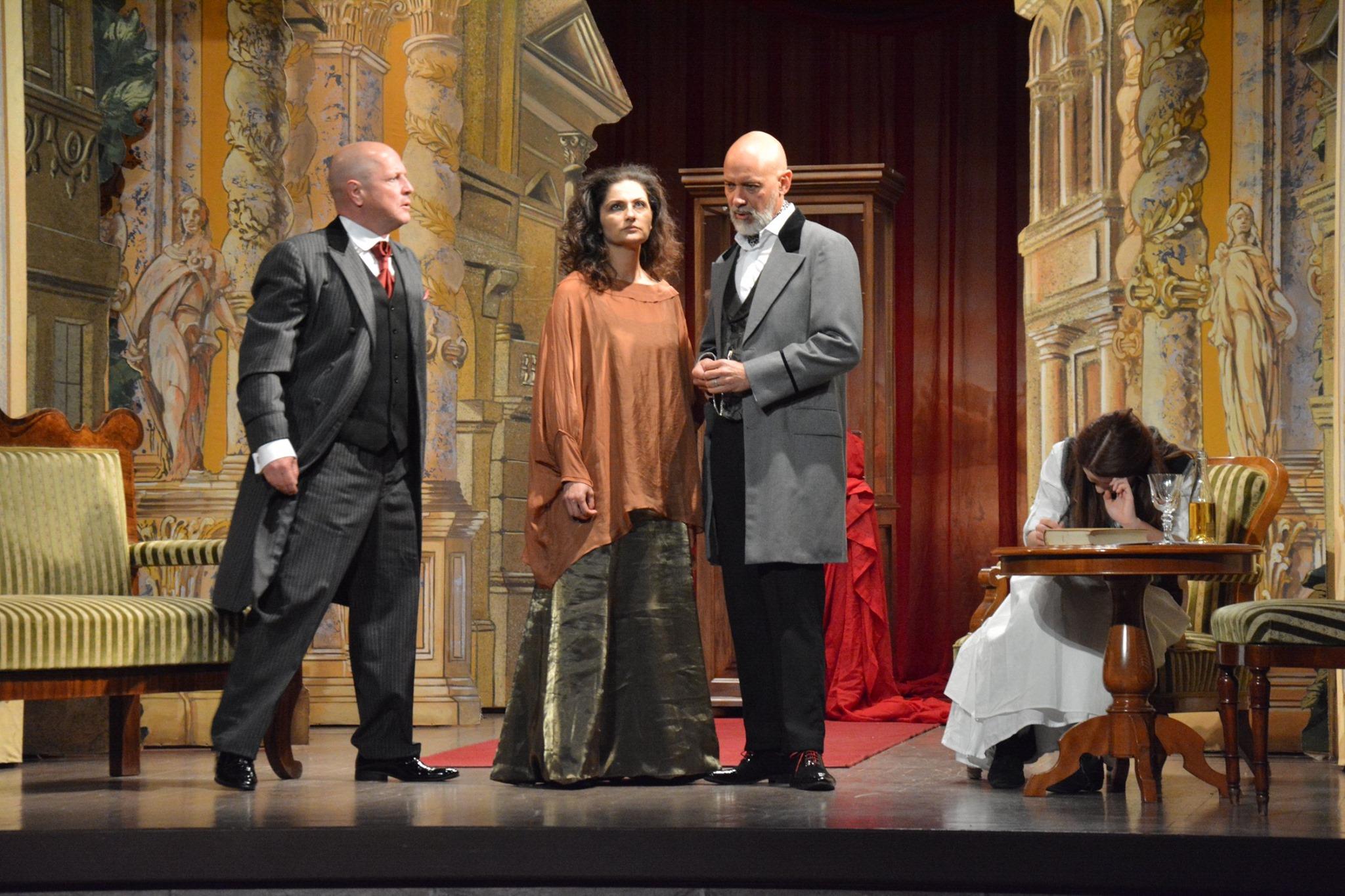 Léda – Színházavató ősbemutató a Királyi Kastélyban