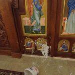 Gödöllő Város Önkormányzata Rongálás történt a görög-katolikus templomban