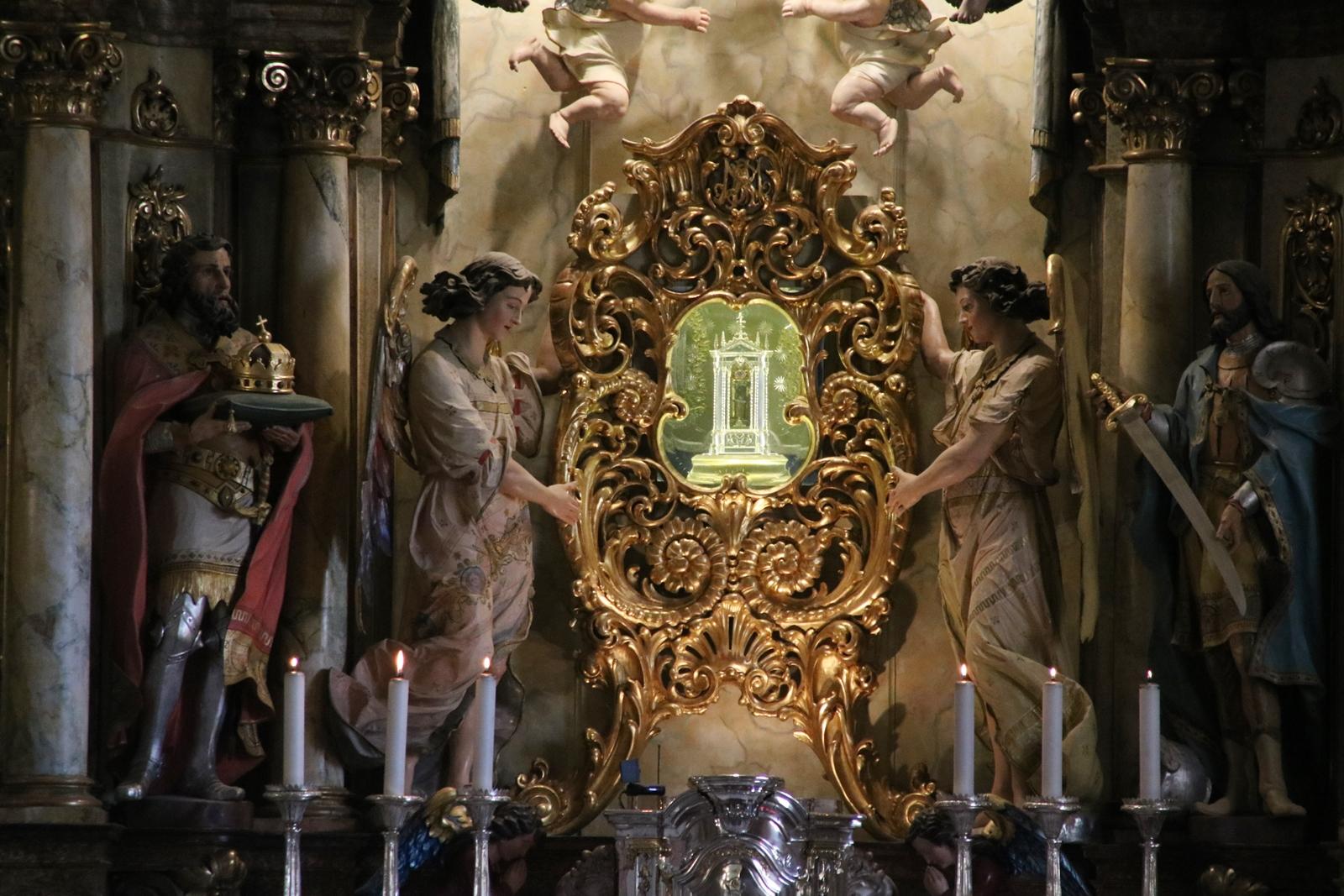 Keresztúttal gyarapodott a tíz éve bazilika rangra emelt kegytemplom