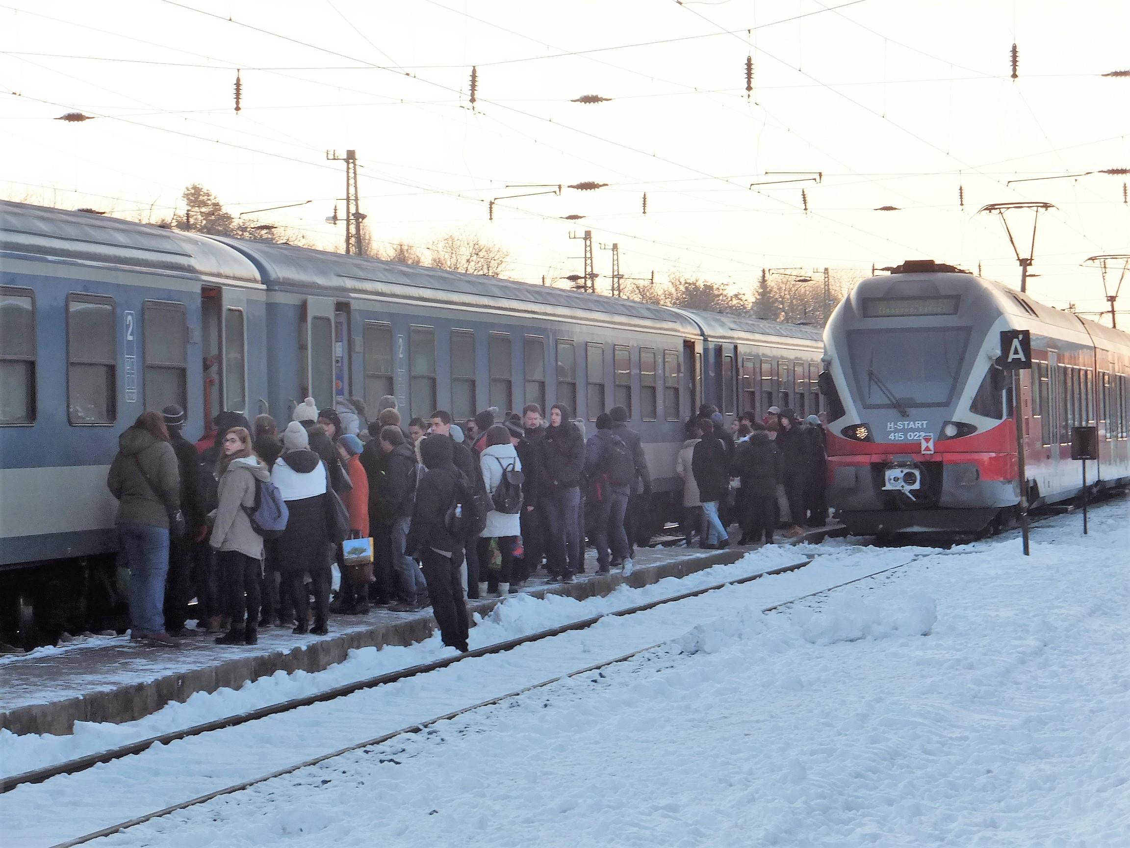Februártól leállnak a vonatok – Erre számíthatunk