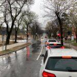 Gödöllő Város Önkormányzata Ma bekapcsolták az Ady Endre sétány és az Isaszegi út csomópontjában kiépített közlekedési lámpákat