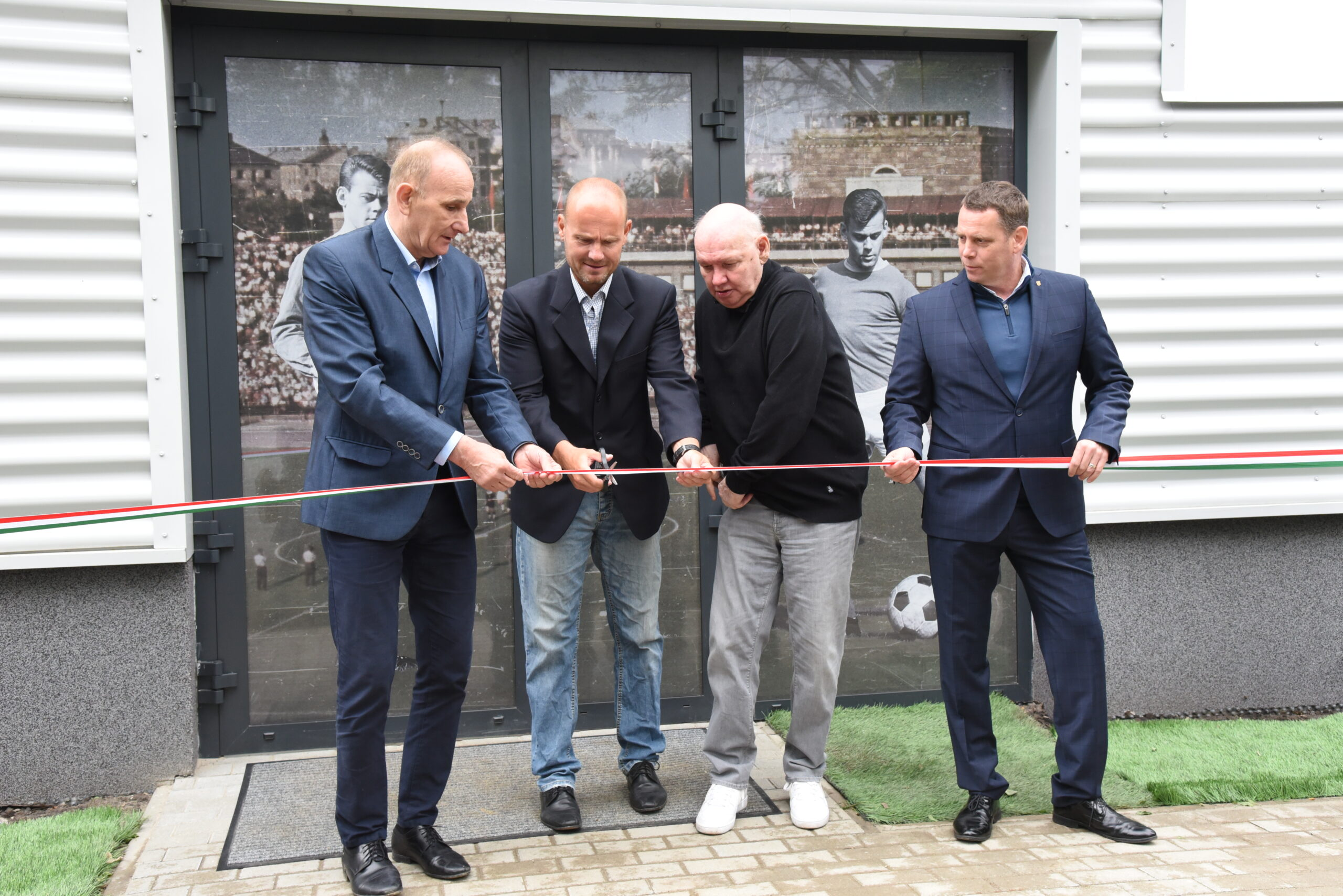 Szűcs Lajos Sportcentrum – ünnepélyes névadó