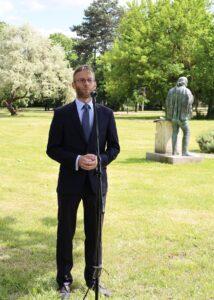 Gödöllő Város Önkormányzata Antal-napi megemlékezés