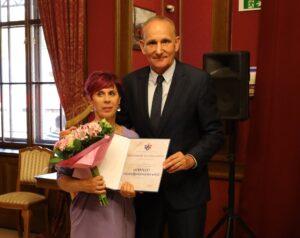 Gödöllő Város Önkormányzata Átadták a Gödöllő Egészségügyéért Díjakat