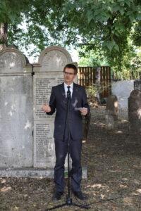 Gödöllő Város Önkormányzata Emlékezés a holokauszt áldozataira