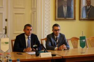Gödöllő Város Önkormányzata Az uszoda megnyitására készül a MATE